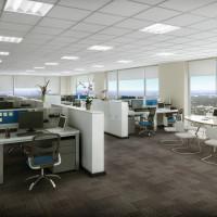 kantoor verlichting
