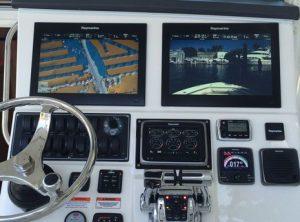 Camerabeveiliging voor boten